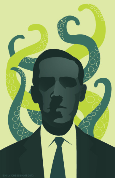 HP Lovecraft