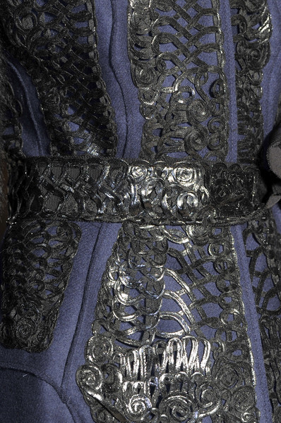 Coat for Catelyn Stark, Alberta Ferretti