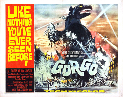 Gorgo (1961) WATCH ENTIRE FILM HERE
