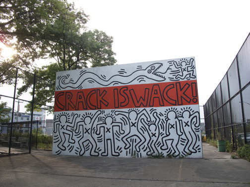 "carterberg:  ""Crack Is Wack Park""Harlem-NYC"