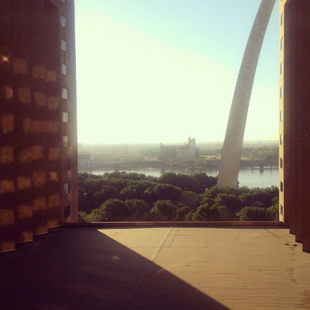 Good morning st Louis  (Taken with Instagram)