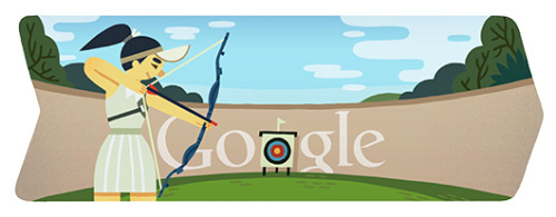 Go, archers, go! (via Google)