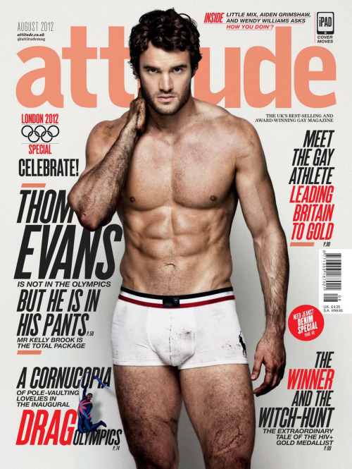 hunksandgifs:  Thom Evans again   I think I reblogged this before but I dun cur.