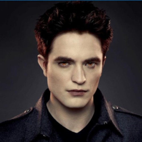Edward Cullen in full-brooding-vampire-mode. #BreakingDawnPart2  (Taken with Instagram)