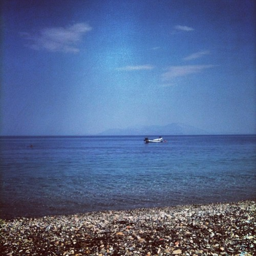 That's life #summer #sun #sea #beach  (Taken with Instagram)
