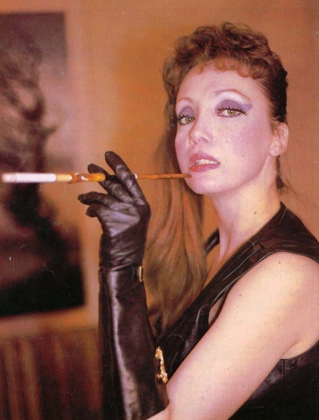 Smoking - Countess Anne