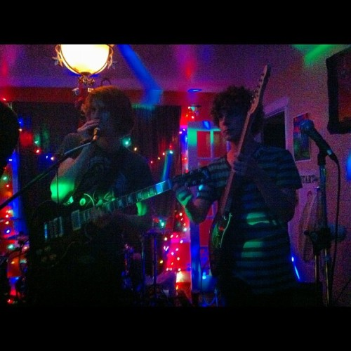 Christmas with @weredoomedband  (Taken with Instagram at North End Dartmouth)