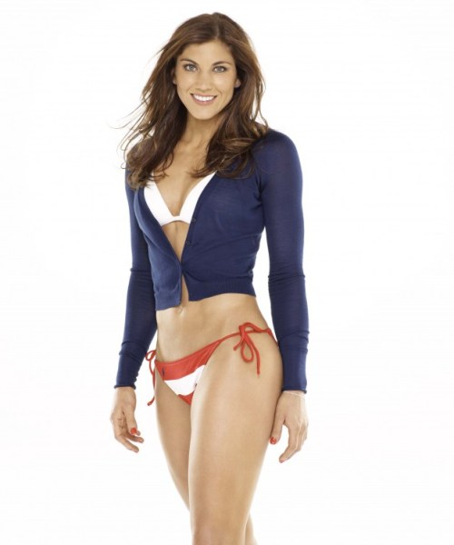 alexevawesome:  Hope Solo