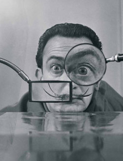 """I don't do drugs.  I am drugs."" - Salvador Dali"