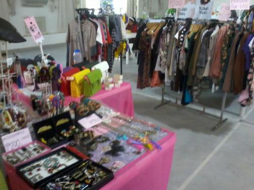Day 2 at the Bargain Hunt Bazaar, much better booth setup ♥ Visit us on our last day tomorrow at the New Megatent, Libis, Quezon city! Can't wait to see you tomorrow. Thanks to all those who already visited and shopped :) Items will be on a big Sale tomorrow! For those who can't go or are far and want to shop my items, I'll be selling them on my blog soon! Yay! :)