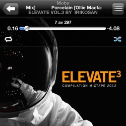 Thank you @irikosan #elevate #music #quality #moby #remix #chill (Taken with Instagram)