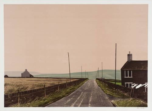niskje:  Peter Brook - October, Pennine Road
