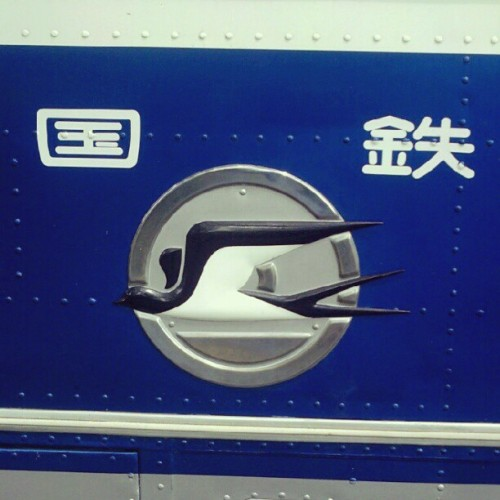 #国鉄 #JNR #bus #swallow  (Instagramで撮影)