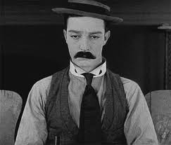 Buster Keaton films have a way of always raising my mood.