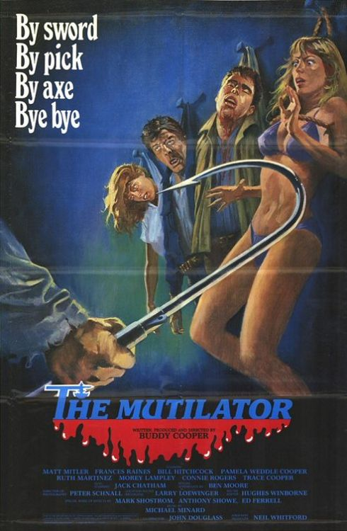 The Mutilator (1985) Click post to watch full movie, good quality!