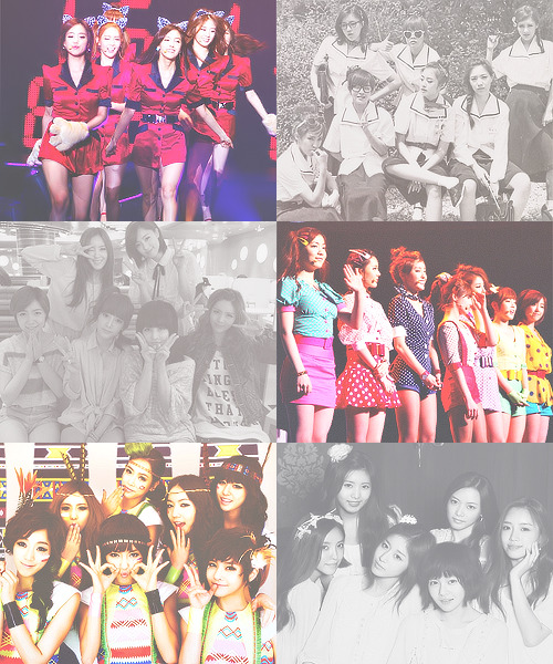 07.29.09/07.12.12 - here's to three years with our queens.