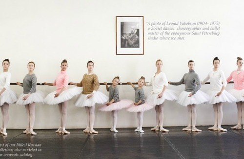 Jcrew at Mariinsky