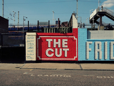 (via Hackney Wick signage | What Katie Does)