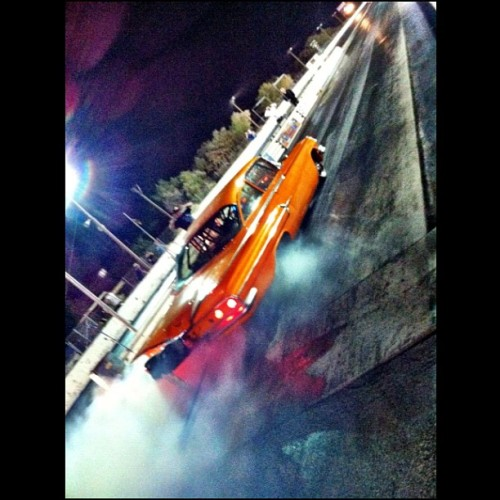 More from last #night. #smokey ——————————————— ———————————————— - #ford #hotrod #ratrod #car #chevy #project #rust #rusty #patina #metal #igerssandiego #sandiego #california #mopar #musclecar #barona #baronadragstrip #dragracing #drags #eighthmile #kingofclubs #burnout #burlesque #bands #music #punk #rockabilly (Taken with Instagram)