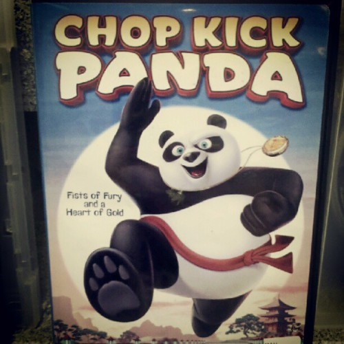 bahahaha! fail just..failure all over the place #kung-fupanda (Taken with Instagram)