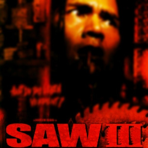 #SAW #SAW3 On #RCTI #TV #Film #Thriller #Jigsaw #Traps #InstaFilm (Taken with Instagram)