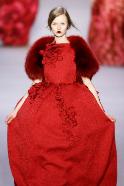 Giambattista Valli Fall/Winter 2008 My 30 Favorite Shows | 1/30