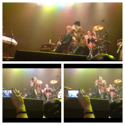 bayouqueen81:  This whole sequence…priceless. Adam's little smirk in the last pic.