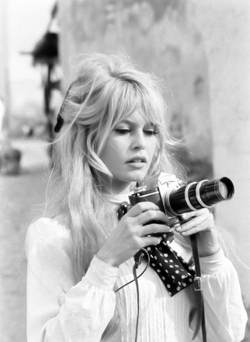 brigitte bardot | Tumblr on We Heart It. http://weheartit.com/entry/33188194