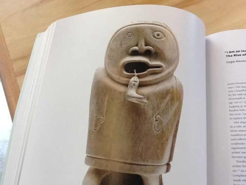 ziziminty:  thathilarioushyena:  wowthatsspooky:  ancient inuit homestuck fanart  sweet mittens and hella blubber  no, sweet chinook and hella inukhuk