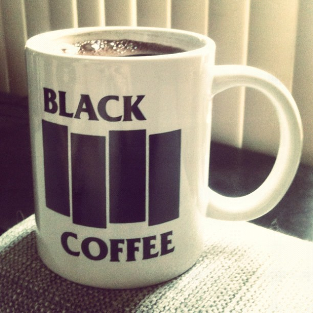 "evangeloslindley:  ""DRINKIN' BLACK COFFEE DRINKIN' BLACK COFFEE STARIN' AT THE WALLS STAB THROUGH MY HEART STAB THROUGH MY HEART But it's all in my miiiiiiiiind, JUST IN MY MIND…"""