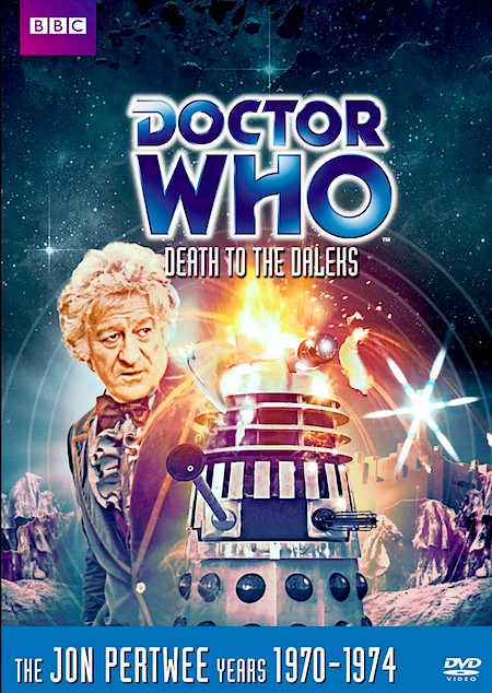 Classic Who screenings in Austin, TX, Indianapolis, IN, and New York City today! via Ain't It Cool News: admittance to Death of the Daleks is FREE and General Admission, which means first come, first seated.  HOWEVER, RSVP Meal Vouchers are available which either 1) guarantee you admittance to the screening, or 2) guarantee your a reserved seat in the theater depending on which option you purchase.  The price of these RSVP vouchers is applied towards the cost of whatever meal or concessions you enjoy at the screening.     Death to the Daleks vouchers are now available HERE.