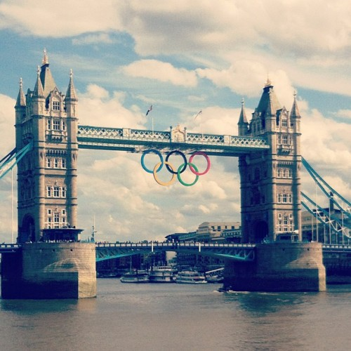What's up London Olympics (Taken with Instagram)