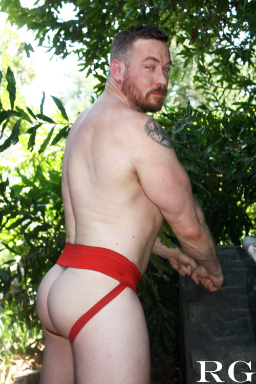 chris-los angeles-stud master's ass-rough gods