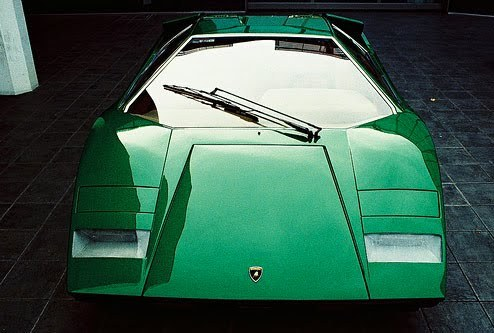 automotiveporn:  Lamborghini Countach LP400