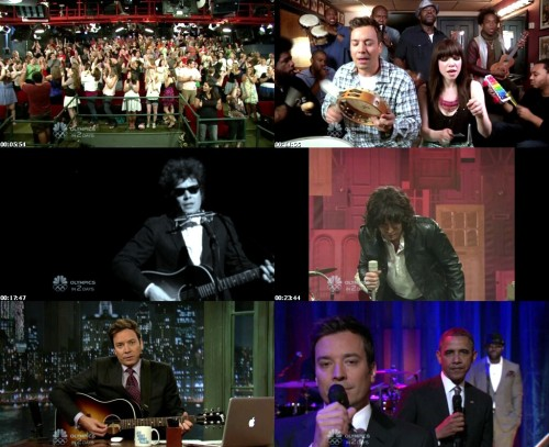 Jimmy Fallon's Primetime Music Special