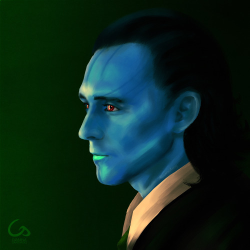 Is that Frost Giant Loki in a suit and tie? Yes.  Yes it is. Also, I finished Season 1 of Doctor Who. And I feel like dying a thousand deaths. Jack is my favorite shit. I'm sorry. That's all.