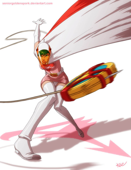 lulubonanza:  Jun by ~seniorgoldenspork