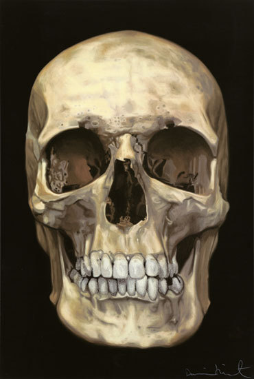 Whenever I see a human skull, I look closely at the teeth; if they're better than mine, I feel like a failure. I think: Gah. My teeth are worse than this dead person's.
