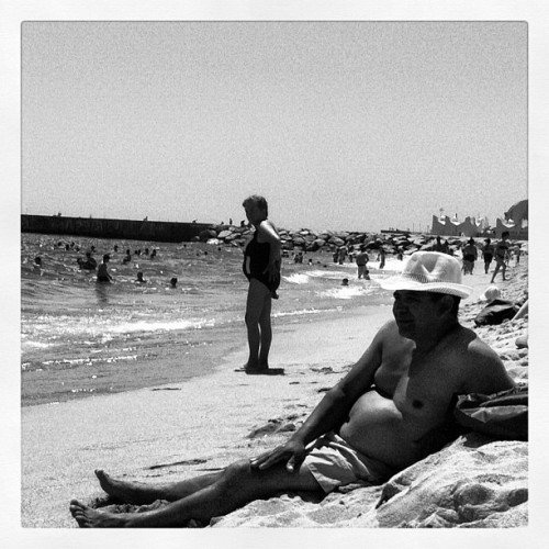 The Bathers, 2012 TMNK #barcelona #spain  (Taken with Instagram)