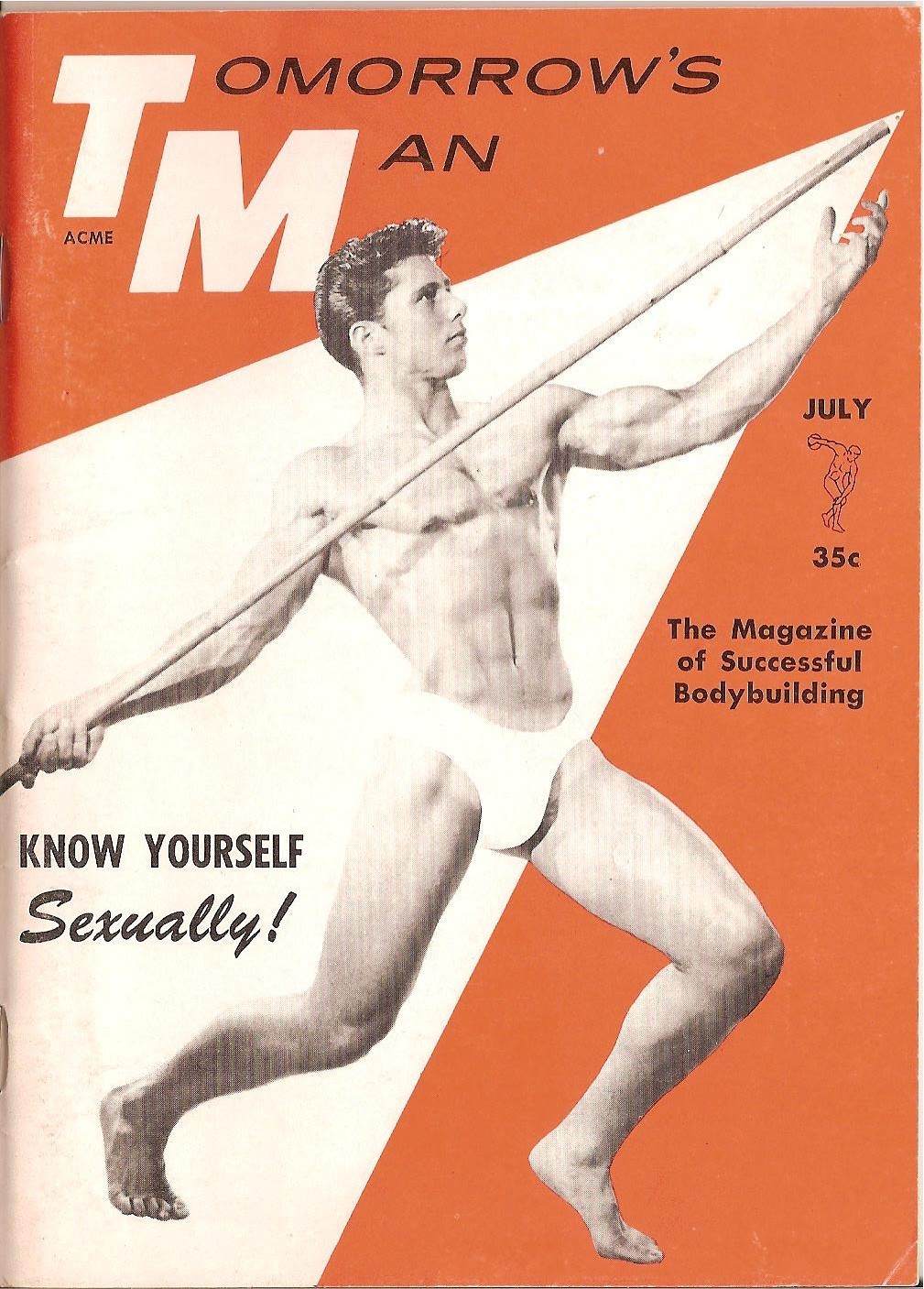 Tomorrow's Man (July 1959)