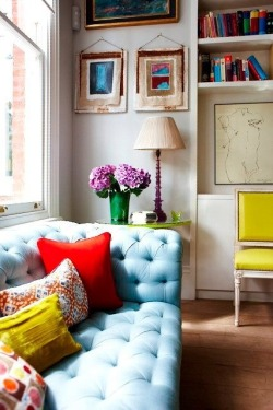 Something so wonderful about this color combination. via Shelly Gregory's Pinterest