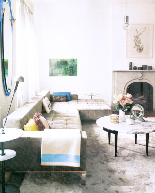 "delayedepartures:  my sofa"", vintageluxe: via sf girl by bay"