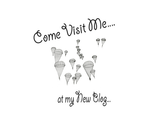 COME VISIT ME AT MY NEW BLOG!