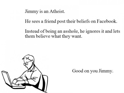 insensitivegentleman:  let's all strive to be more like jimmy  More of this.