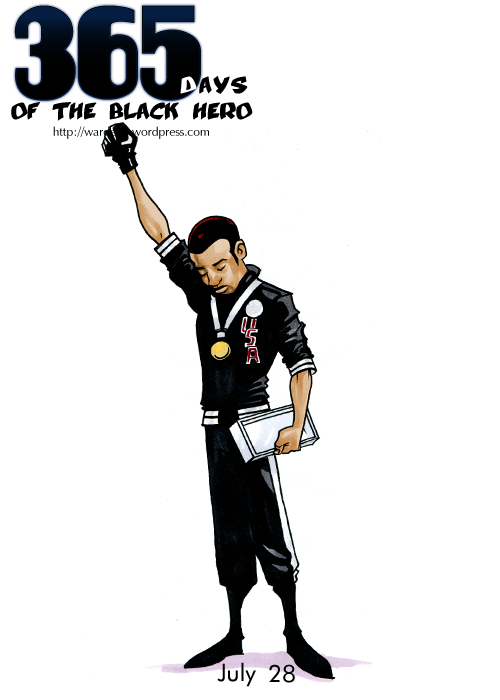 wardellb:  Tommie Smith (Sports)
