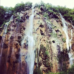 #waterfalls #landscape #lakes #water #plitvice #plitvika #croatia  (Taken with Instagram)