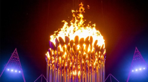 Still not over it. (via The 2012 Olympic Cauldron by Thomas Heatherwick | Colossal)