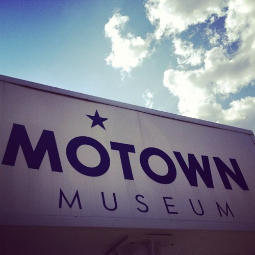 Motown. (Taken with Instagram at Motown Historical Museum / Hitsville U.S.A.)