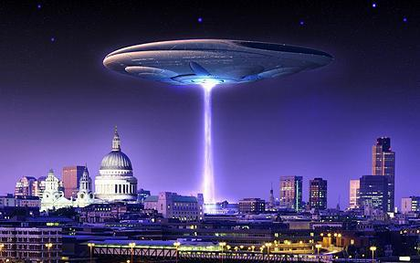 fadafox:  Ufo over city!