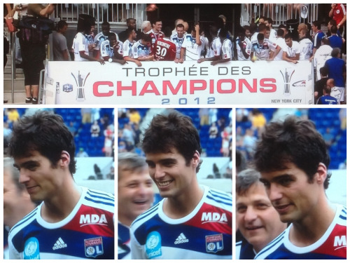 Yoann Gourcuff was Match MVP